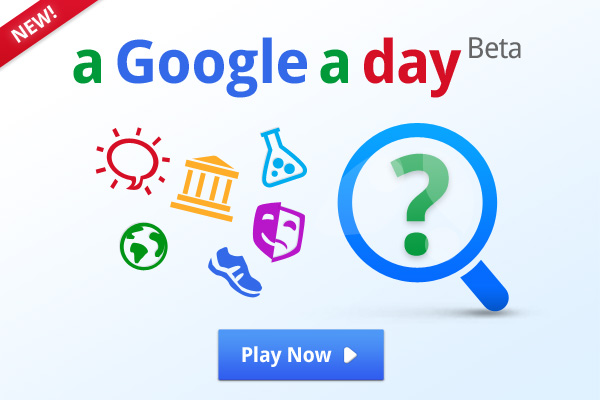 a Google a Day for Google+